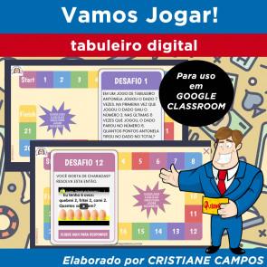 Vamos Jogar! - para Google Classroom