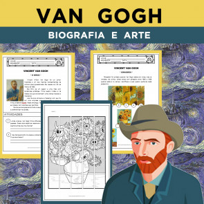 Van Gogh - Obra e Biografia