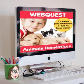 Webquest - Animais Domésticos