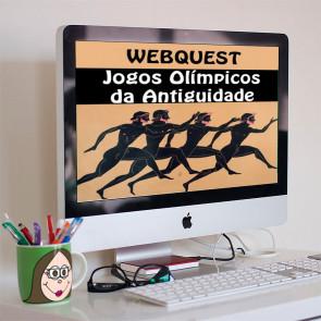 Webquest - Jogos Olímpicos da Antiguidade