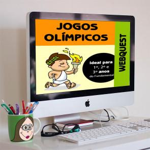 Webquest - Jogos Olímpicos