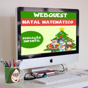Webquest - Natal Matemático - Educação Infantil
