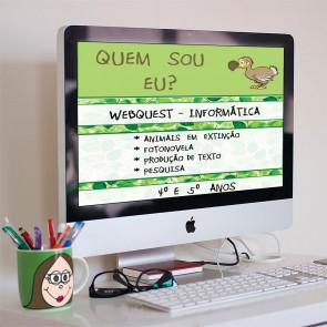 Webquest - Quem sou eu?