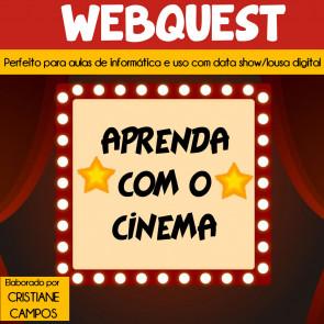 Webquest - Aprenda com o Cinema