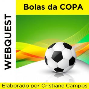 Webquest - Bolas da Copa