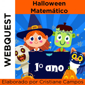 Webquest Halloween Matemático - 1º ano