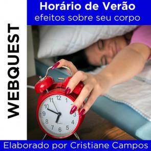 Webquest HORÁRIO DE VERÃO