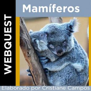 Webquest - Mamíferos