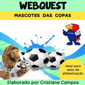 Webquest - MASCOTES  DA  COPA