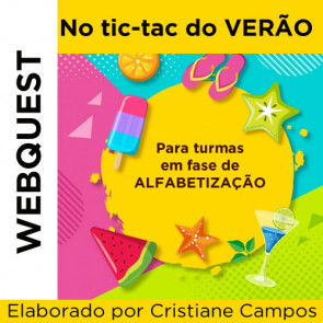 Webquest - No tic-tac do verão