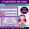 História de Lina - para GOOGLE CLASSROOM