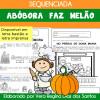 Sequenciada ABÓBORA FAZ MELÃO - Volume 2