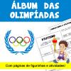 Álbum das Olimpíadas