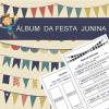 Álbum da Festa Junina