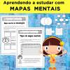 Aprendendo a estudar com MAPAS MENTAIS
