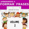 Aprendendo a FORMAR FRASES - Volume 2
