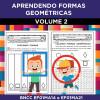 Aprendendo formas geométricas - Volume 2