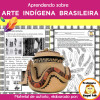 Aprendendo sobre ARTE INDÍGENA BRASILEIRA - Volume 1