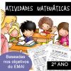 Atividades matemáticas - 2º ano - baseadas nos objetivos do emai