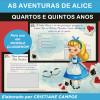 As Aventuras de Alice - para Google Classroom