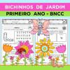 Bichinhos de Jardim - Primeiro Ano - BNCC