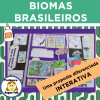 Biomas Brasileiros - Material INTERATIVO