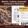 BRASIL: Colônia, Expansão Territorial e Mineração - Fundamental 2