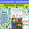 Cachinhos Dourados - Ed. Infantil - BNCC