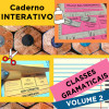 Caderno Interativo - CLASSES GRAMATICAIS - Volume 2