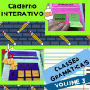 Caderno Interativo - CLASSES GRAMATICAIS - Volume 3