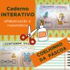 Caderno interativo - COELHINHO DA PÁSCOA