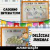 Caderno interativo - DELÍCIAS JUNINAS