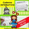 Caderno interativo - MÁGICO DE OZ