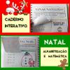 Caderno interativo - NATAL - alfabetização e matemática