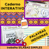 Caderno Interativo - PALAVRAS INDÍGENAS