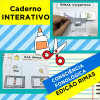 Caderno interativo - Consciência Fonológica - RIMAS