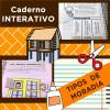Caderno Interativo - TIPOS DE MORADIAS