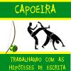 Capoeira - trabalhando com as hipóteses de escrita