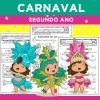 CARNAVAL - 2º ano