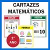 Cartazes Matemáticos - 1º ANO