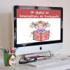 CD digital de Emergência de Português