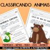 Classificando Animais
