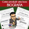 Como produzir uma boa BIOGRAFIA