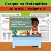 Craque na Matemática - 4º ano - Volume 2
