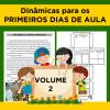 DINÂMICAS para os PRIMEIROS DIAS de aula - Volume 2