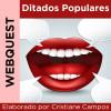 Webquest - DITADOS POPULARES