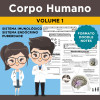 Corpo Humano - Volume 1 - DOODLE NOTES