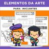 Elementos da ARTE - para iniciantes