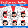 Emotions and Feelings + To BE present tense