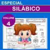 ESPECIAL Silábico - Volume 4